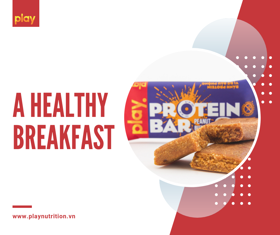 Bánh Protein Bar - Play Nutrion