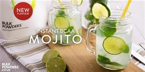 Bulk Powders - Cocktail BCAA - MOJITO