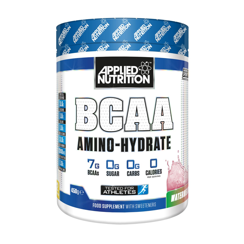 Applied Nutrition - BCAA Amino Hydrate Watermelon 450g - 32 Lần Dùng