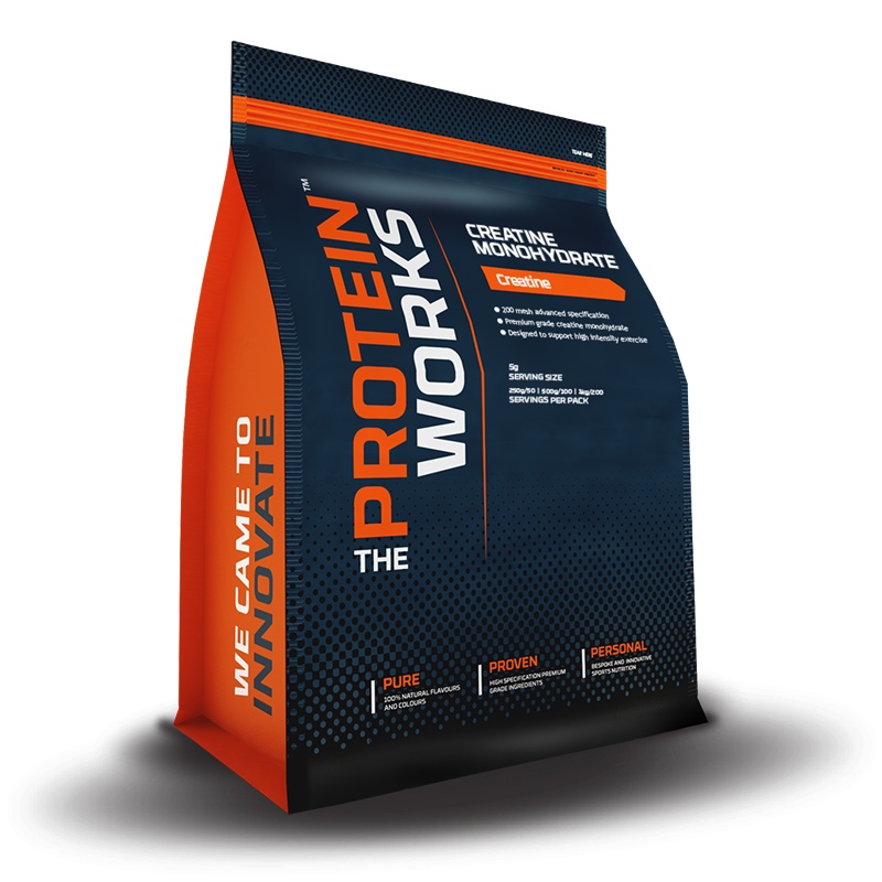 The Protein Works - TPW Creatine Monohydrate Berry Blitz 500g
