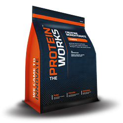 The Protein Works - TPW Creatine Monohydrate Orange Burst 250g